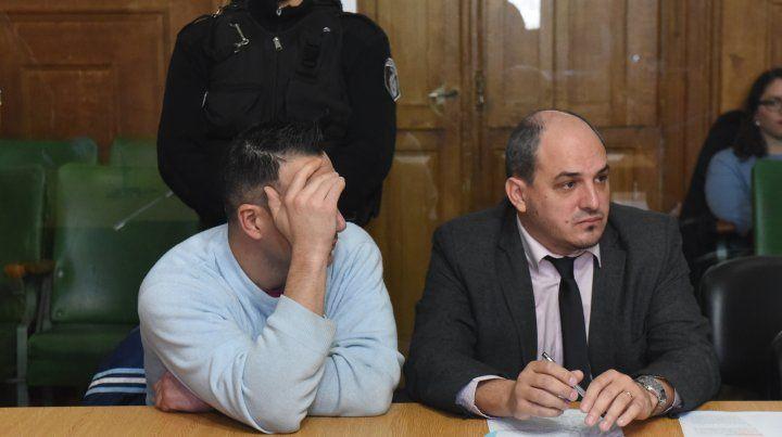Andrés Soza Bernard fue condenado a 17 años de prisión efectiva. Tiene pendiente un pedido de prisión perpetua por estar acusado de otro crimen.