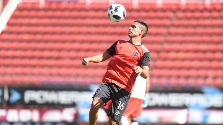 Víctor Figueroa rescindió contrato y se desvinculó de Newells