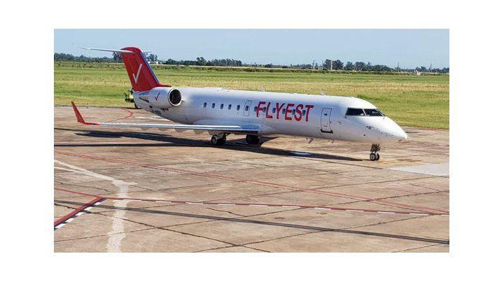 Una línea aérea unirá Reconquista y Buenos Aires