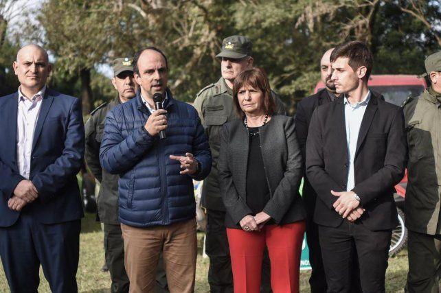 Corral va por más fuerzas federales