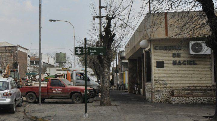 Repudio de la CGT San Lorenzo a los despidos en Maciel