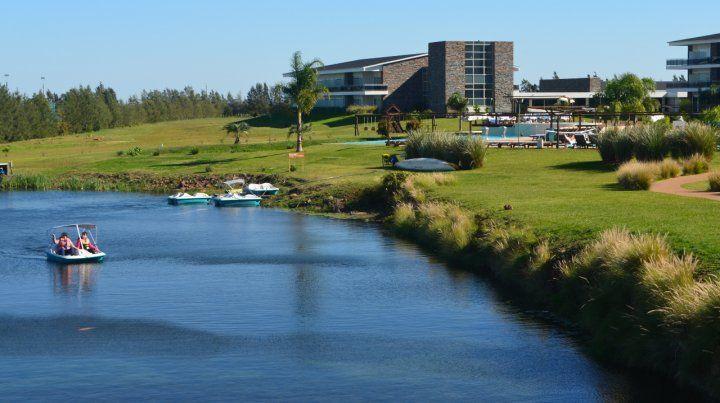 Coqueto. El complejo dispone de 156 habitaciones y suites