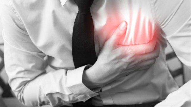 Angina de pecho, una consulta comúnen el consultorio