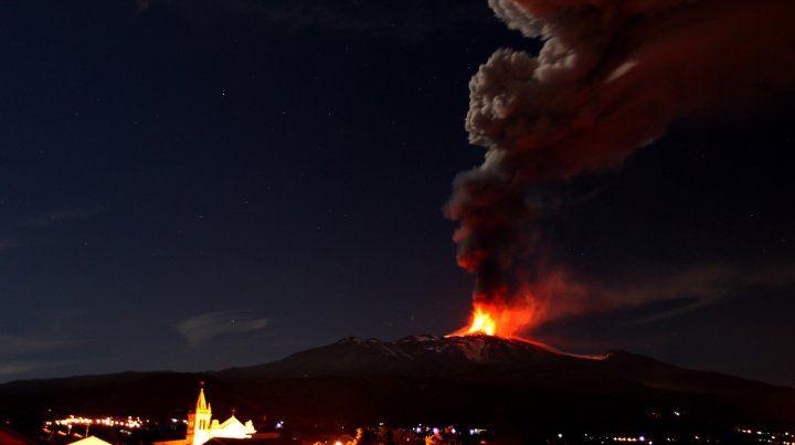 El Etna
