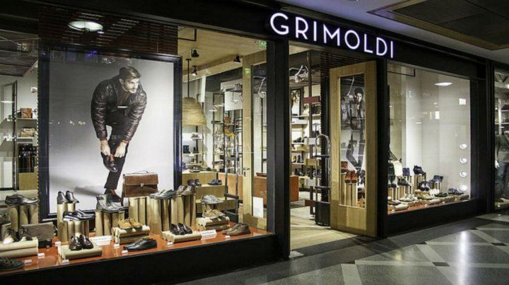 La cadena Grimoldi pidió procedimiento de crisis