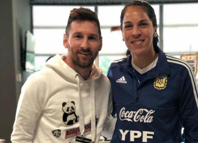 Rosarinos. Messi