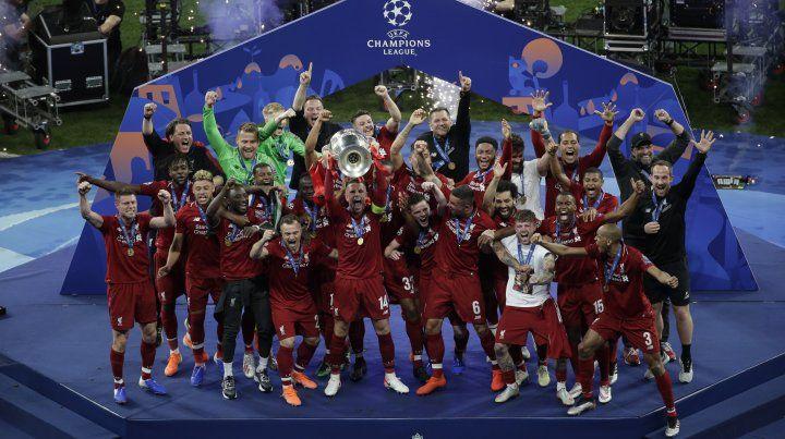 El Tottenham de Pochettino no pudo y Liverpool se quedó por sexta vez con la Liga de Campeones