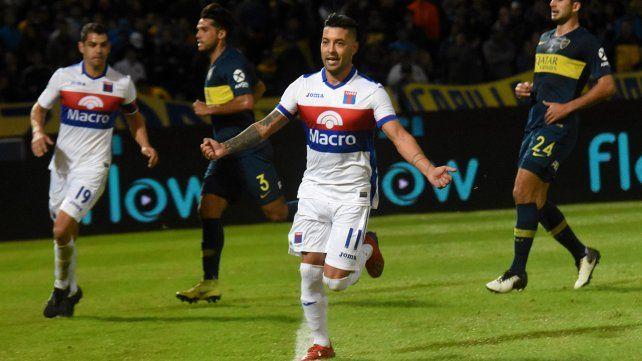 Tigre le ganó a Boca por 2 a 0 y festejó su primer título en primera