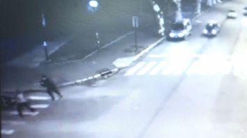 El 24 de mayo un policía mató a una pareja de presuntos ladrones en Buenos Aires y 27 de Febrero.