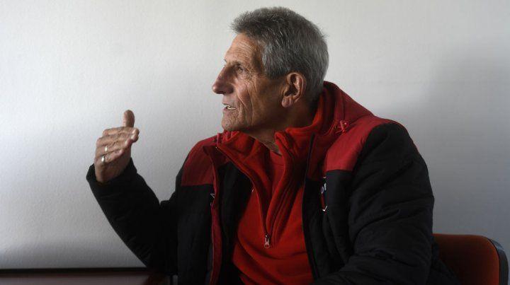 Reencuentro. Magán ya había trabajado con los coordinadores Borrelli y Anselmi.