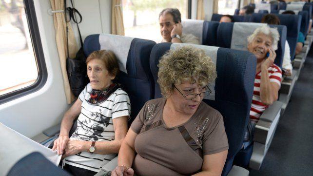 A esperar sentados. Los trenes de pasajeros podrían unir Rosario con Cañada de Gómez y Casilda.