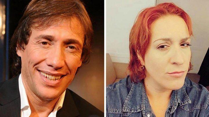 Fabián Gianola y Fernanda Meneses. Los abusos habrían ocurrido en El kioskito de Fabián