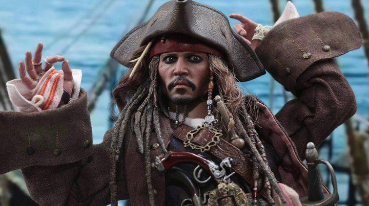 Fans reclaman el regreso de Johnny Depp en Piratas del Caribe 6