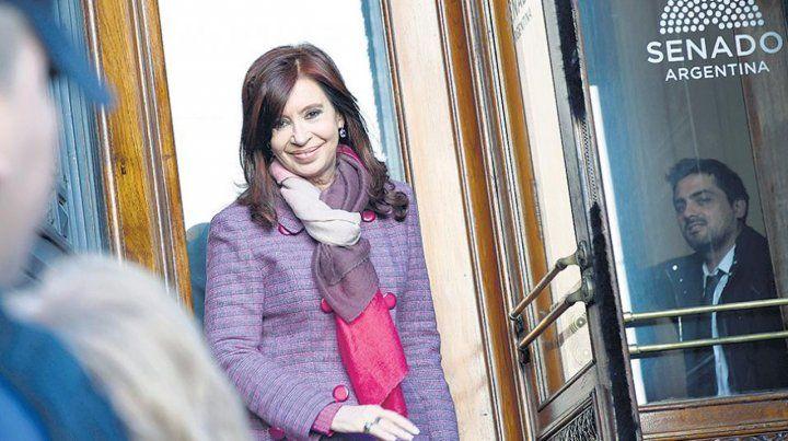 La expresidenta Cristina Fernández deberá cobrar una sola pensión jubilatoria