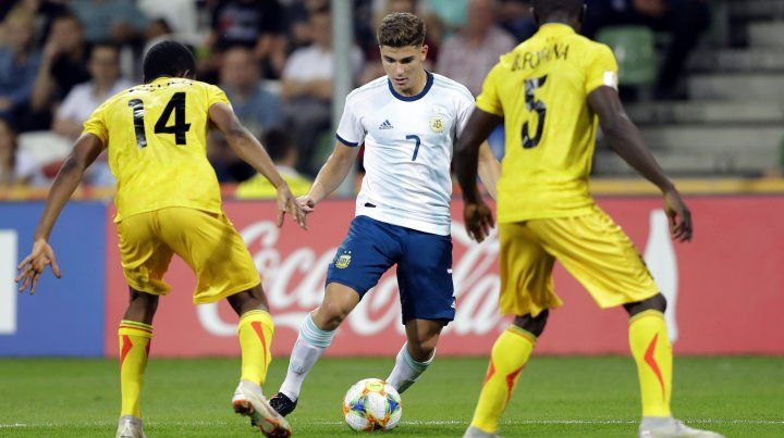 Argentina perdió con Mali y se quedó afuera del Mundial Sub 20