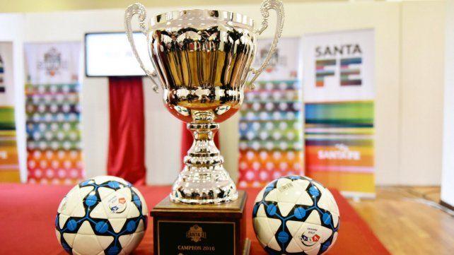 Copa Santa Fe. Central va por el trofeo.
