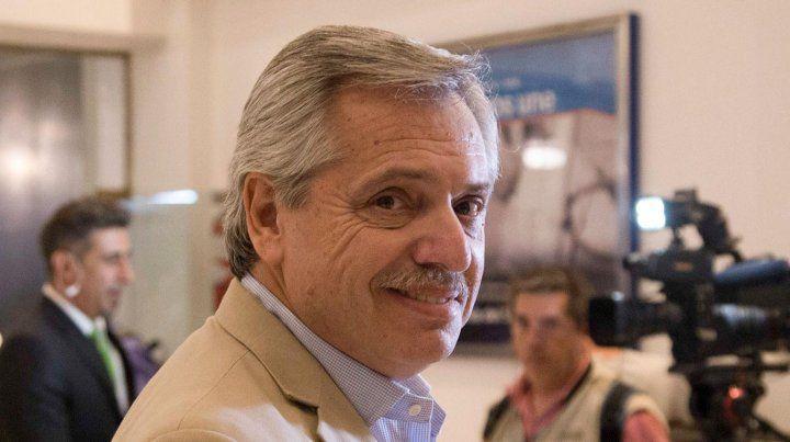 Alberto Fernández: Estoy esperando que me den el alta