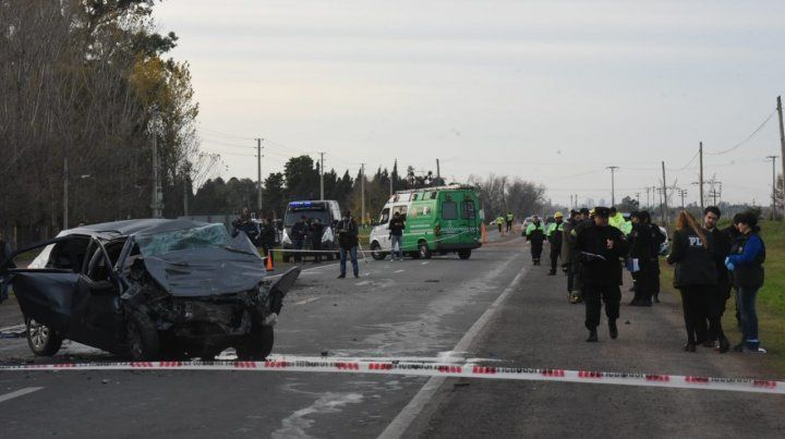 Identificaron al automovilista que murió en el choque en la ruta 34 a la altura de Ibarlucea