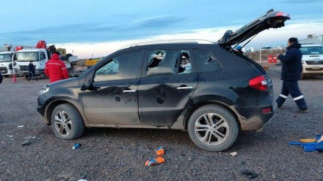 Una interna de la Uocra en el sur terminó con varios heridos de bala
