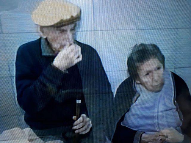 Los abuelos fueron a parar a la seccional 5ª