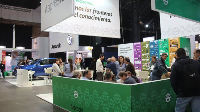 Mitín. El congreso de Aapresid reúne a cientos de productores agropecuarios