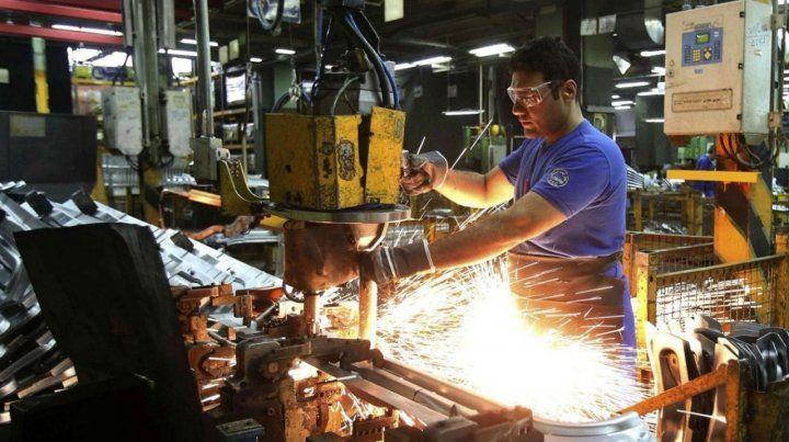 La industria trabajó al 61,6 por ciento de su capacidad en abril