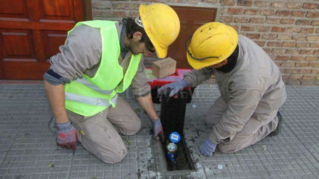 Aguas Santafesinas reveló que se incrementó en un 20 por ciento el robo de medidores
