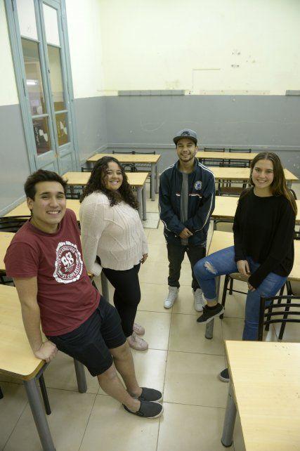 La agenda de debates, en la voz estudiantil