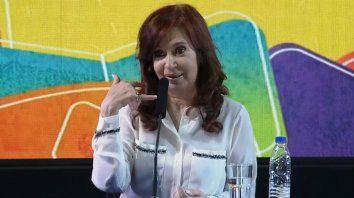 La expresidenta fue procesada por el juez Bonadío por la cartelización de la obra pública