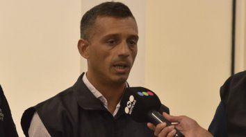 El comisario Martín Rey fue detenido esta tarde por las TOE y Asuntos Internos.