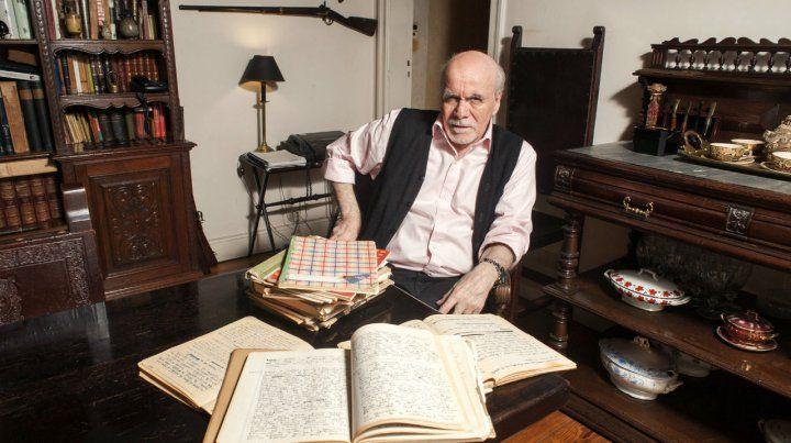 El escritor que se contó a sí mismo. Abelardo Castillo (1935-2017).