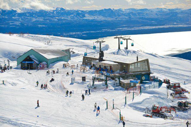 Distinción. El centro de esquí Chapelco fue elegido Mejor Estación de Esquí 2018.