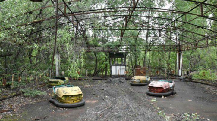 Chernobyl, el turismo de los silencios