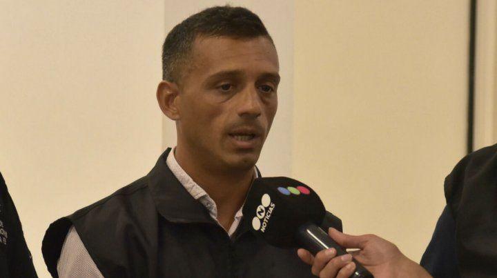 El comisario Martín Rey es un estrecho colaborador de investigaciones complejas de fiscales locales.
