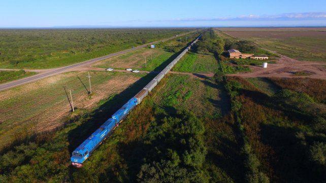 Flota. Aseguran que se renovaron 40 locomotoras y se incorporaron mil vagones nuevos.