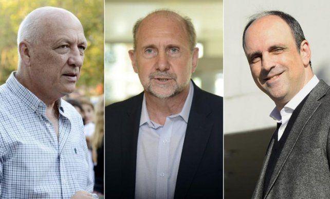 Los candidatos del Frente Progresista