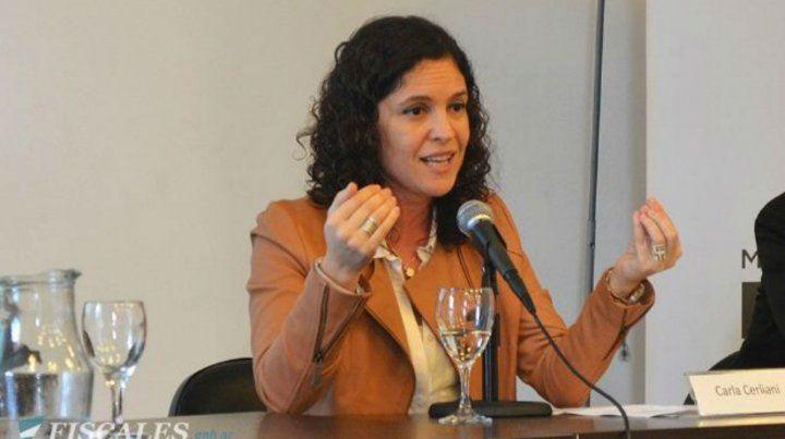 La fiscal Cerliani imputó al árbitro por el delito de grooming