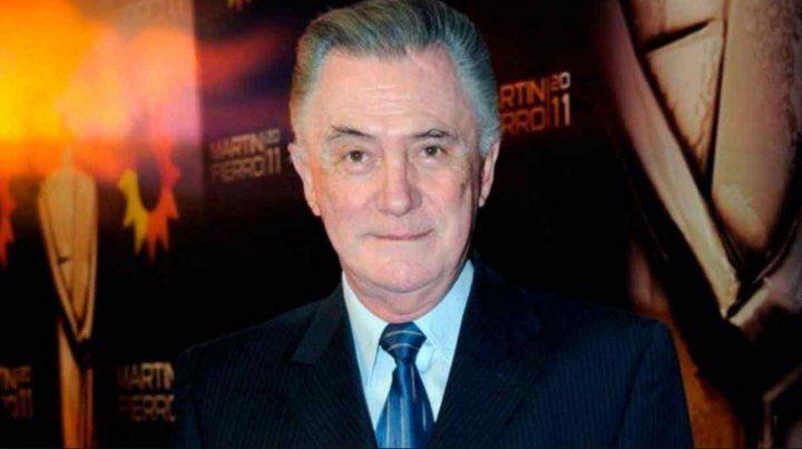 Murió Lucho Avilés, el padre de los programas de chimentos