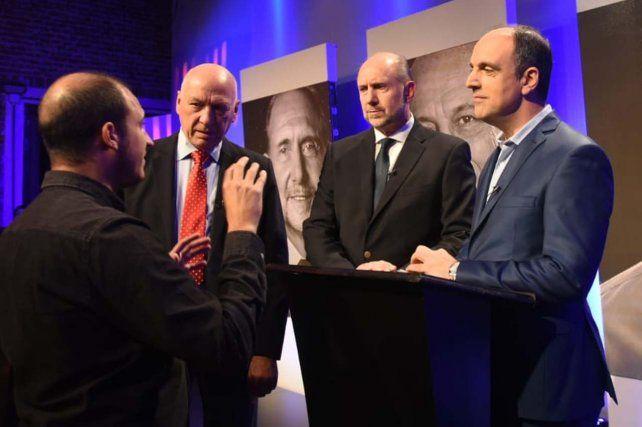 Seguí en vivo el debate de los candidatos por La Capital