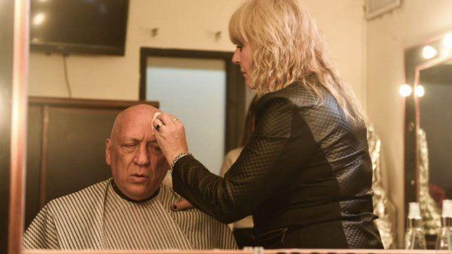 Las confesiones de Bonfatti en la sala de make-up