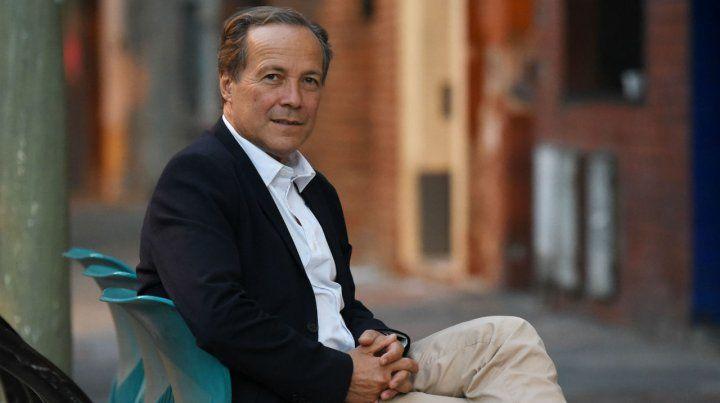 Diputado Rubén Giustiniani.