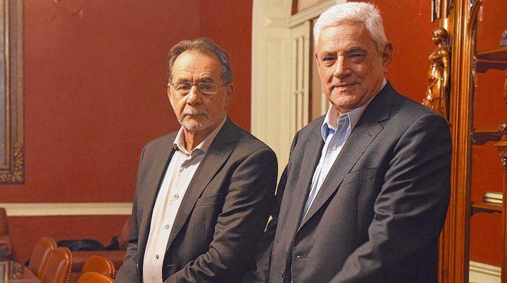 expertos. Aragón y Zuleta Puceiro dejaron sus números para las elecciones del domingo próximo.