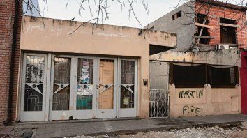 la lata. El crimen ocurrió ayer a la madrugada en Paraguay al 3000.