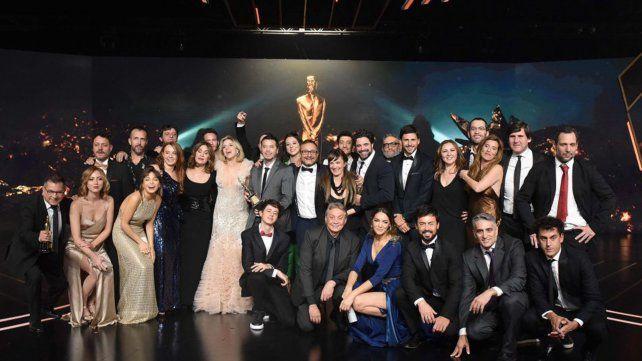 La lista completa de los ganadores de los premios Martín Fierro