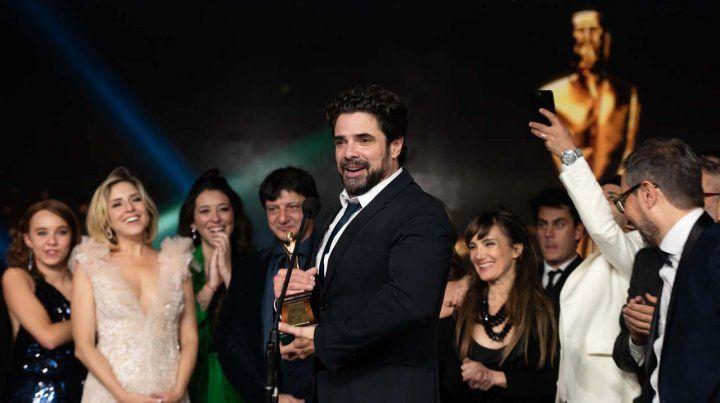 Cien días para enamorarse lideró la entrega de premios Martín Fierro