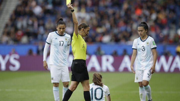 Fútbol femenino: Argentina logró un histórico empate ante una potencia en el Mundial