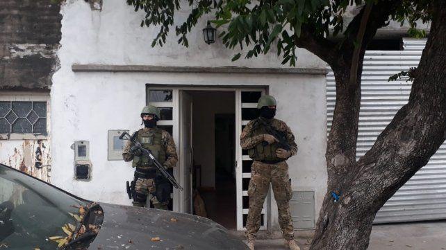 Detuvieron a otras cuatro personas en la causa Alvarado