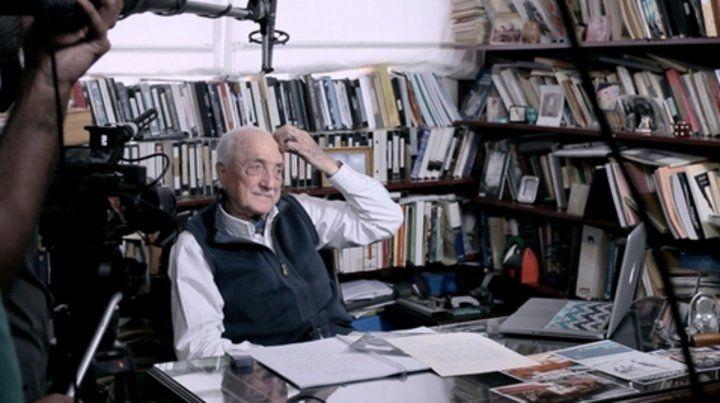 Genio y figura. José Martínez Suárez es cineasta y presidente del Festival Internacional de Cine de Mar del Plata desde 2008.