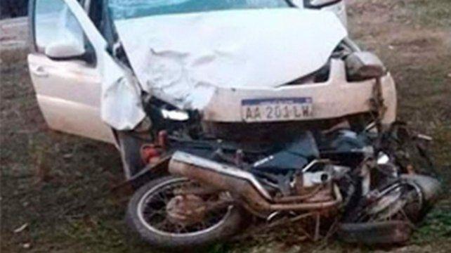 Demencial. El taxista manejaba ebrio y desató una tragedia familiar.