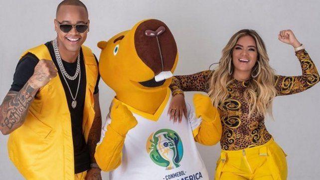 Vibra continente: la Copa América presentó su canción oficial